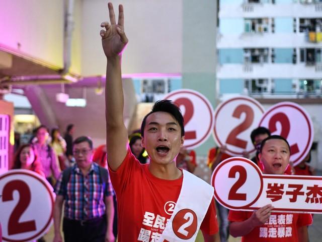 Elezioni Hong Kong, affluenza record: in testa le forze democratiche