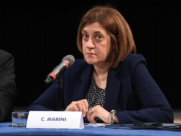 Si è dimessa la presidente dell'Umbria Marini per lo scandalo sanità