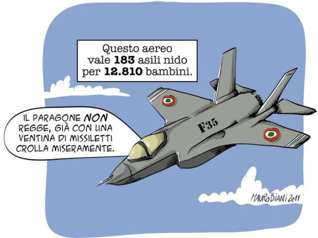 """Via libera del governo alla """"Fase 2"""" dell'acquisto dei caccia F-35"""