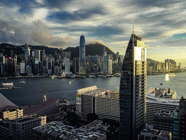 Rooftop bars di Hong Kong, quattro tra i migliori