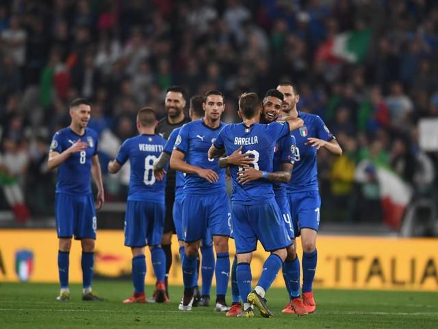 Italia Grecia streaming e tv: dove vedere la partita valida per le qualificazioni a Euro 2020