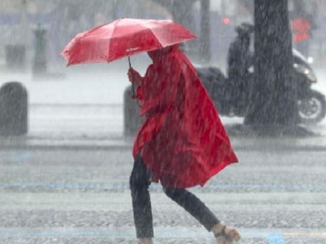 Previsioni meteo weekend 11-12 maggio: tempeste di grandine e vento in arrivo
