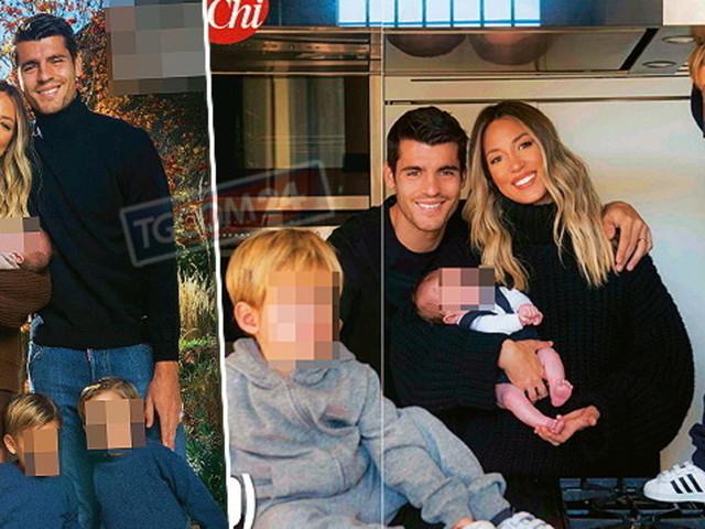 """La vita da favola di Alice Campello: """"Alvaro Morata è il marito ideale e un papà perfetto"""""""