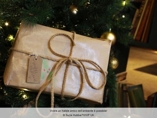 Natale ecosostenibile 2019: le proposte e i consigli di Wwf e Legambiente
