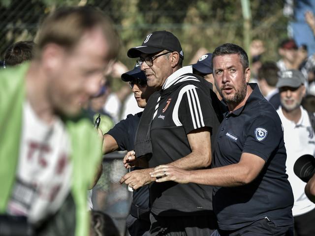 Allarme Juventus, altro contagio dopo Sarri: preoccupazione per l'esordio di campionato