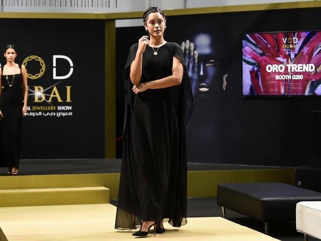 Successo per l'oro Made in Italy alla fiera internazionale di Dubai
