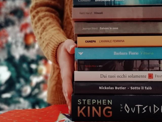 [2018] Top 10: Le mie letture