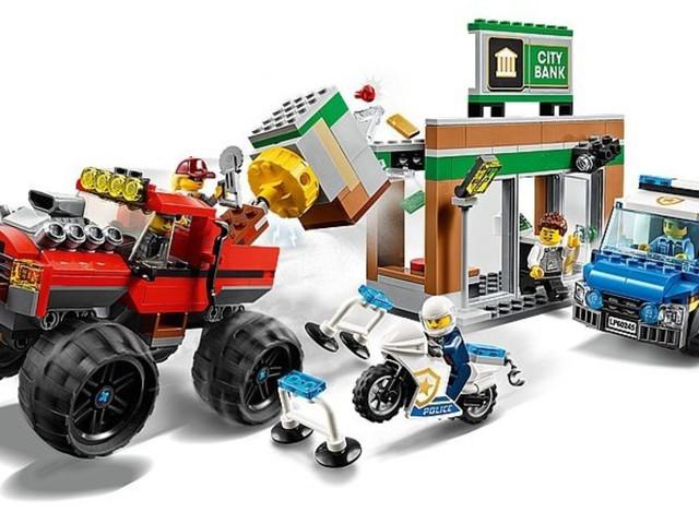 Immagini dei nuovi set LEGO City della prima ondata del 2020