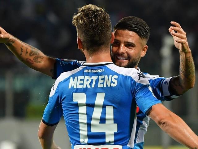 Lecce Napoli streaming e tv: dove vedere la partita in diretta live