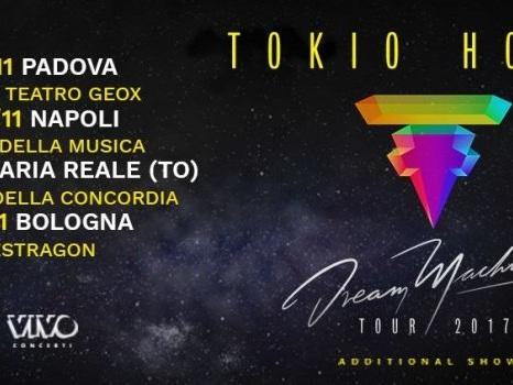 Nuovi concerti dei Tokio Hotel in Italia, 4 date a novembre: prezzi biglietti in prevendita su TicketOne e Vivo Club