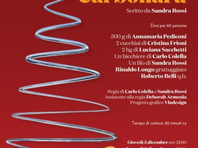 """Natale alla Carbonara""."