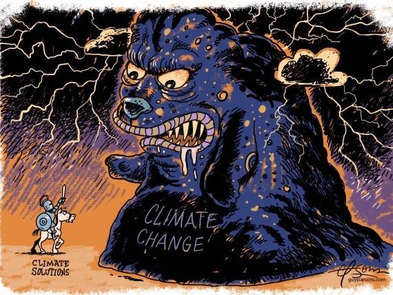 Record di finanziamenti per il Green Climate Fund: 9,8 miliardi di dollari, nonostante Trump