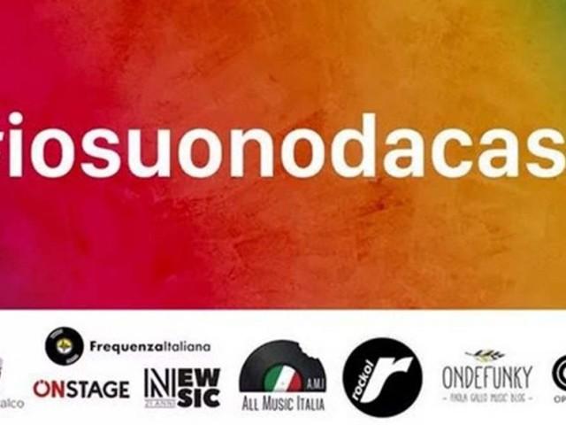 Gli appuntamenti di #iosuonodacasa 6-7-8 aprile con Jo Squillo e Camille Cabaltera