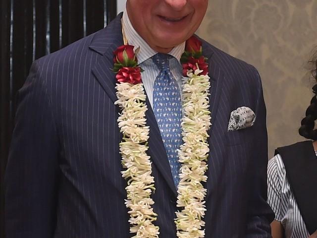 Compleanno in India per il principe Carlo