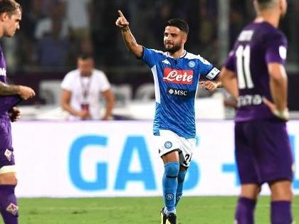 Napoli show al Franchi, Fiorentina battuta 4-3