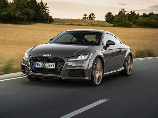 Audi TTS Competition Plus, nuovo modello in esclusiva per l'Europa