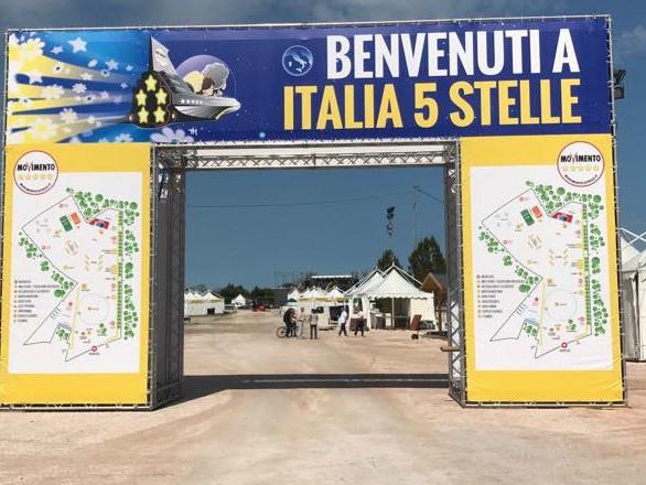 - 1 a #Italia5Stelle: ci vediamo a Rimini!