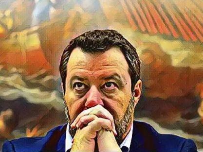 """""""Cancellare Salvini"""", Repubblica si difende: """"È lui ad attaccare"""""""