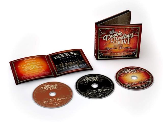 Dopo Quasi 50 Anni Ancora Insieme Per Un Concerto Esplosivo. Doobie Brothers – Live From The Beacon Theatre