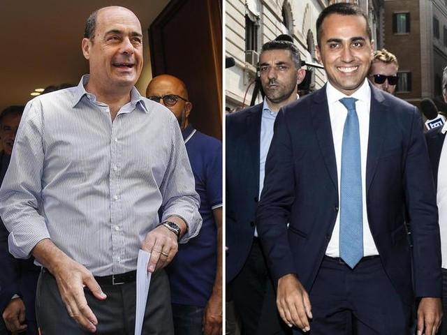 Vertice Zingaretti-Di Maio-Conte Leader Pd: «Sono ottimista» Più vicino un governo Conte-bis