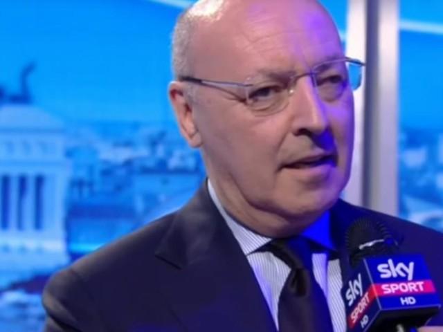Marotta: 'Un po' di difficoltà nel passaggio all'Inter, gap con la Juventus è notevole'