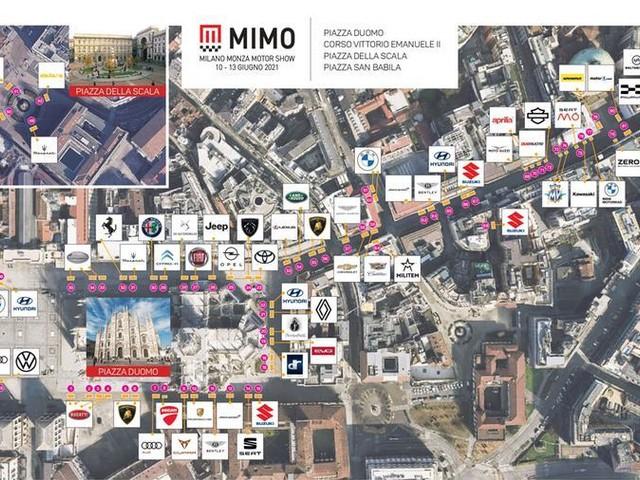 MiMo 2021, ecco tutte le novità in mostra dal 10 al 13 giugno nel Motor Show di Milano