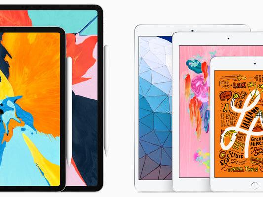 Il lancio in sordina dei nuovi iPad