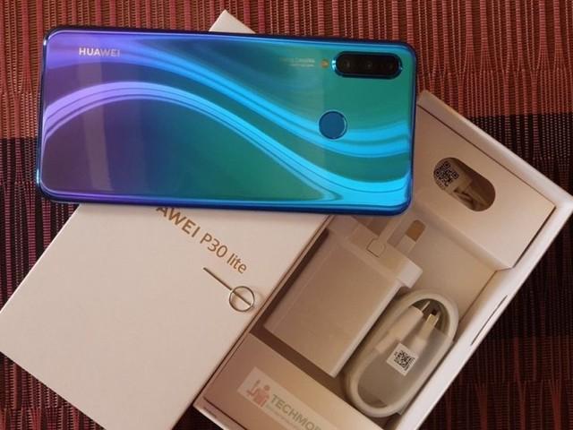 Una corretta valutazione dell'usato per Huawei P30 Lite a maggio 2020