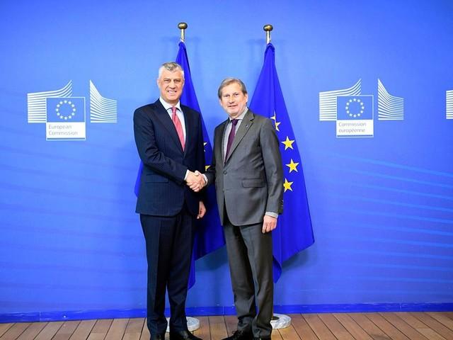 Hashim Thaçi: l'accordo tra Kosovo e Serbia è ancora possibile