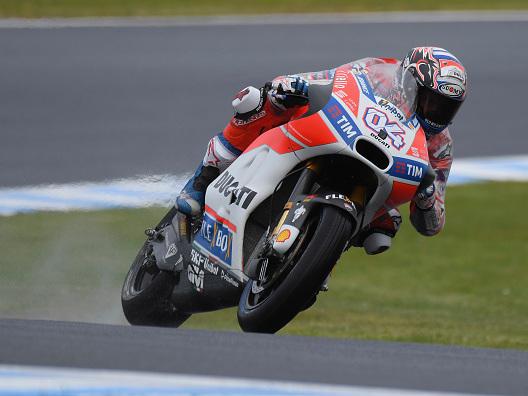 """Andrea Dovizioso: """"Honda non superiore, ma guidata da un fuoriclasse"""""""
