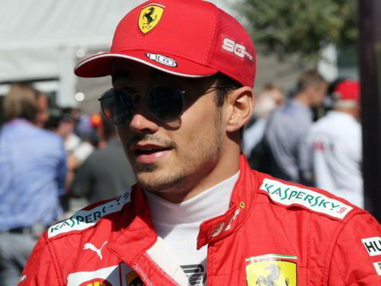 Ultima qualifica e pasticcio Rosso. Leclerc terzo, Vettel quarto