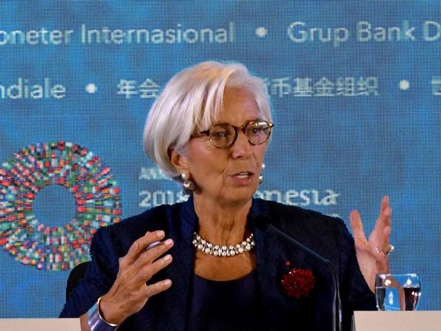 Bce: a Francoforte inizia l'era Lagarde ma la politica non cambia