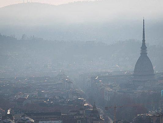 Lo smog è tra le principali cause di morte in Italia