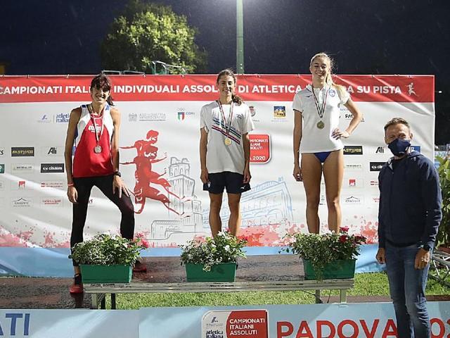 AVIS Macerata: Faloci si conferma campione italiano nel lancio del disco, Vandi argento negli 800 metri