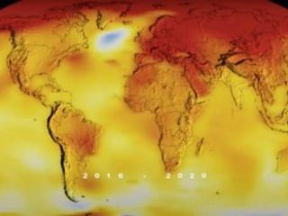 Anche per la Nasa il 2020 è stato l'anno più caldo mai registrato (VIDEO)
