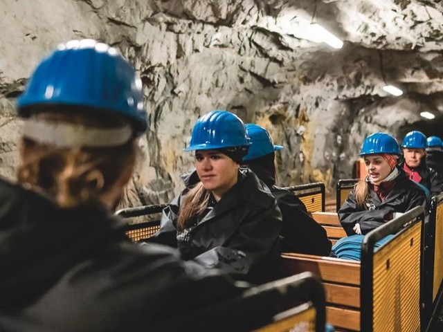 Quando il museo è dentro una miniera