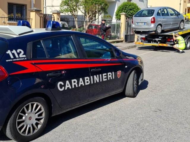 239 auto fantasma intestate NORM di Mantova denuncia