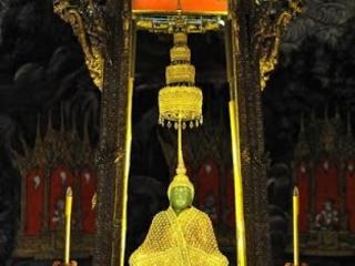 La leggenda del Buddha di Smeraldo.