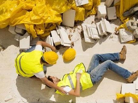 Inail, calano infortuni e morti sul lavoro