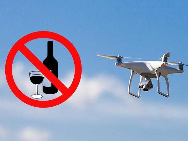 Sei ubriaco e guidi un drone? In Giappone vai in carcere 1 anno!!!