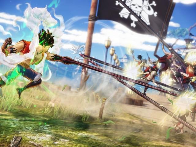 One Piece: Pirate Warriors 4 - Le nuove immagini dedicate a Charlotte Katakuri e Snakeman Luffy