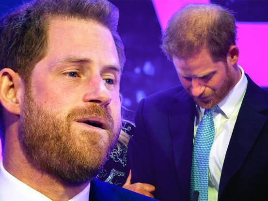 Harry scoppia in lacrime davanti a tutti: ecco cosa è successo