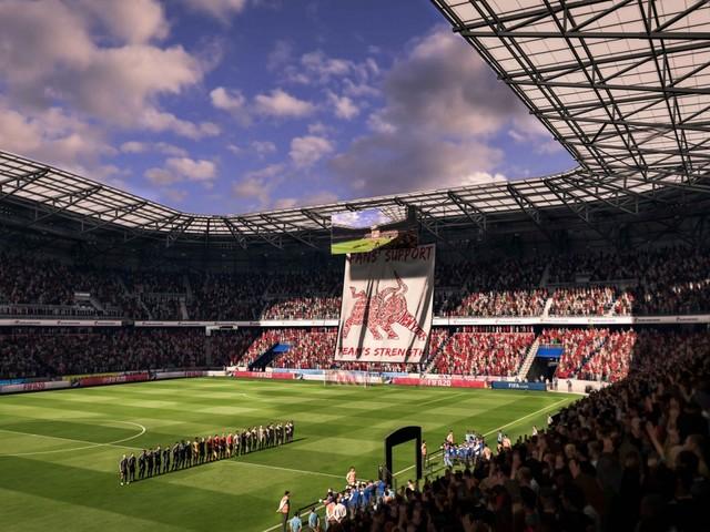 FIFA 20: immagini e info sugli Stadi presenti nel gioco EA Sports