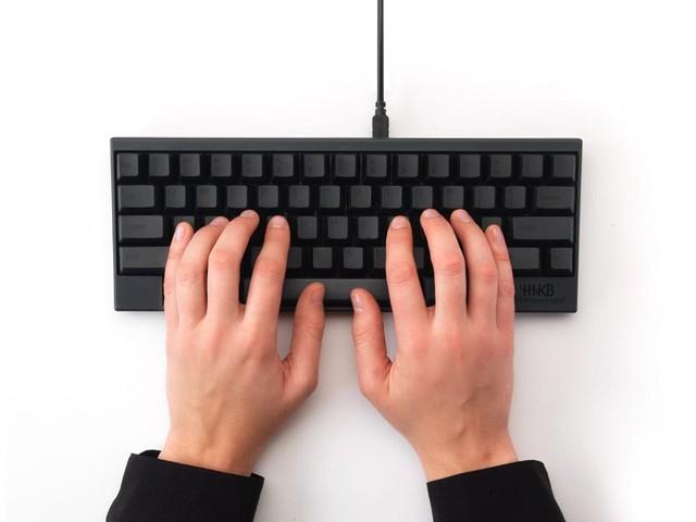 La leggendaria Happy Hacking Keyboard finalmente disponibile in Europa
