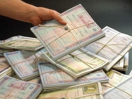 MEF, la domanda per i due BTP collocati ha superato i 120 miliardi