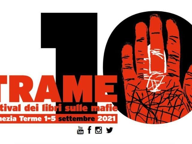 """Dall'1 al 5 settembre """"Trame"""", il festival dei libri sulle mafie"""