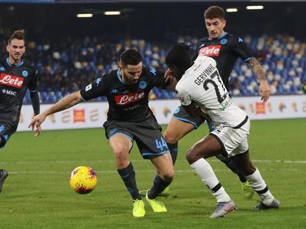 Serie A: Napoli-Parma 1-2