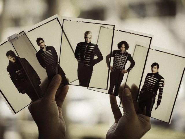 La reunion dei My Chemical Romance è ufficiale: la prima foto della band dopo 6 anni