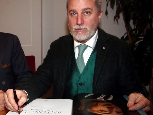 Torino, Villa nuovo direttore di Palazzo Madama