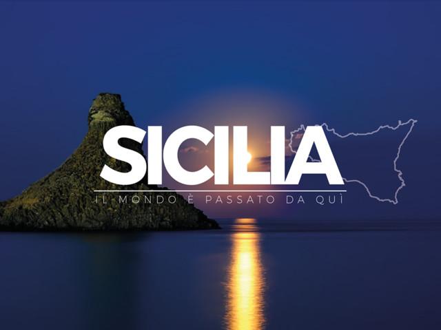"""""""Sicilia, il mondo è passato da qui"""", l'omaggio alla nostra Isola dell'artista Carmen Munafò (VIDEO)"""